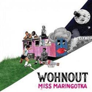 Miss Maringotka - Wohnout [Vinyl album]